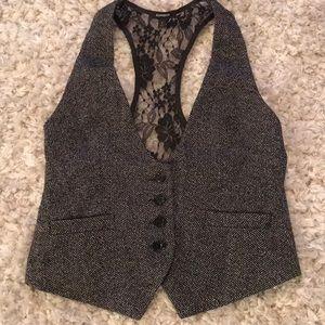 Vest by Express Size 4
